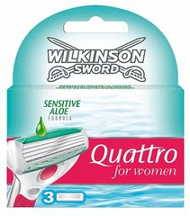 Wilkinson Quattro for Women