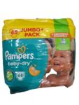 Pampers Baby Dry Luiers maat 5+ Junior Plus 68 stuks