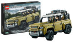 LEGO Technic Land Rover Defender 42110 (doos is beschadigd)