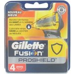 Gillette Fusion Proshield Scheermesjes  4 stuks