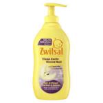 Zwitsal Bad & Wasgel Slaap Zacht Lavendel Pomp 2 x 400 ml + Gratis Washandje
