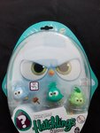 Angry Birds Hatchlings Hatchies 3 Pack