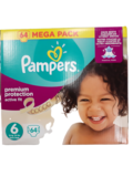 Pampers Premium Protection Active Fit Maat 6 Extra Large (15+ kg) 64 Luiers_