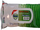 Antibacteriële Doekjes 80 Stuks Fresh Detox _