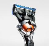 Gillette Fusion Proshield Flexball Scheersysteem + 4 mesjes_