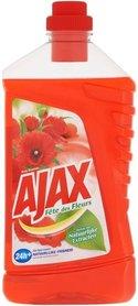 Ajax Allesreiniger Fête des fleurs Rode Bloemen 1000 ml