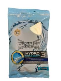 Wilkinson Sword Hydro Connect 3 scheermesje (1st.)