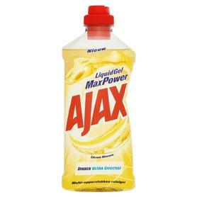 Ajax Allesreiniger Liguid Gel Max Power Citroenbloesem 750 ml