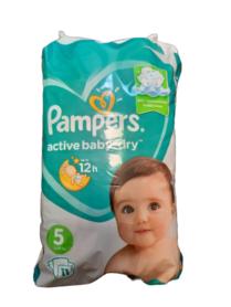 Pampers Active Baby Dry Luiers maat 5 (11 stuks)