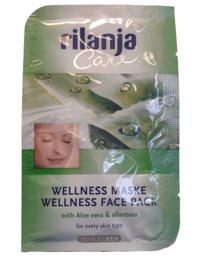 Rilanja Care Wellness Masker Voor Alle Huid Types 2×7,5ml