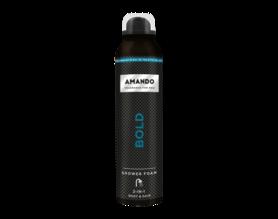 Amando Bold Shower Foam 200 ml