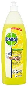 Dettol Allesreiniger Anti Bacterieel Citrus doodt 99,9% Bacteriën