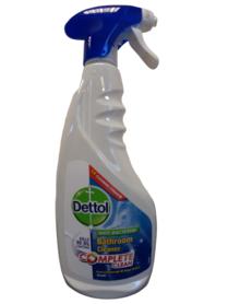 Dettol Complete Clean Anti Bacterieele Badkamer Reiniger 440 ml