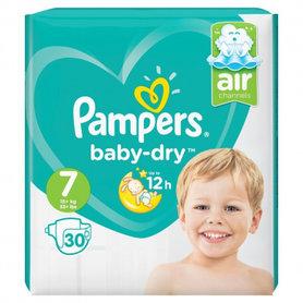 Pampers Baby Dry Luiers Maat 7