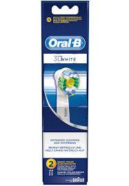 Oral-B 3D White opzetstukjes (2st)
