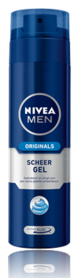 Nivea Men Scheergel Vochtinbrengend 200 ml
