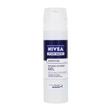 Nivea Men Scheergel Sensitive 200 ml