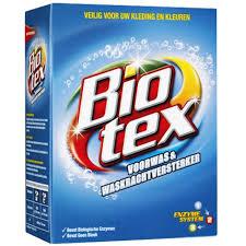 Biotex Voorwas en Vlekverwijderaar (Blauw)
