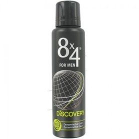 8x4 For Men Deospray Discovery 150 ml
