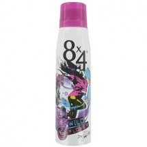8x4 Deospray Wild Flower 150 ml
