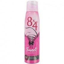 8x4 Deospray Sweet Secret 150 ml
