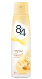 8x4 Deospray Inspire 150 ml