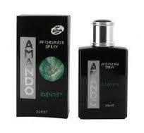 Amando Identity Aftershave 50ml