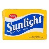 Sunlight Zeep Puur & Mild 2x150 gram