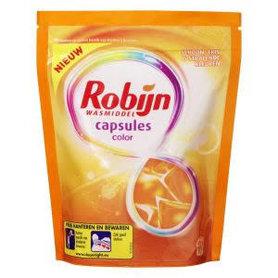 Robijn Wasmiddel Capsule Color 10 Stuks