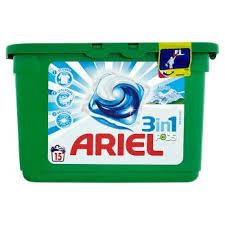 Ariel 3 in 1 Pods Alpine 15 stuks