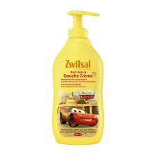 Zwitsal Bad & Douchecreme Cars Pomp 400 ml
