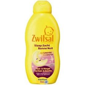 Zwitsal Bad & Wasgel Slaap Zacht Lavendel 200 ml