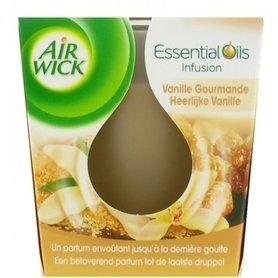 Airwick Geurkaars Essential Oils Heerlijke Vanille 105 gr.