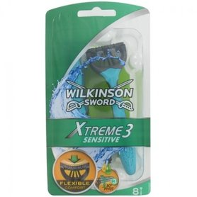 Wilkinson Xtreme 3 Sensitive 8 mesjes