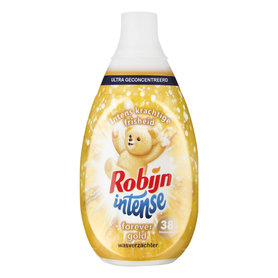 Robijn Wasverzachter Intense Forever Gold 570 ml