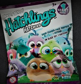 Angry Birds Hatchlings Hatchies Surprise