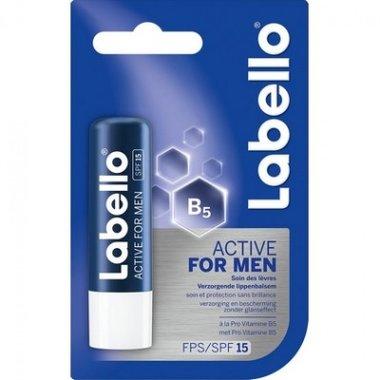 Labello Active For Men SPF 15