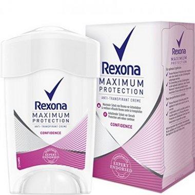 Rexona Maximum Protection Confidence Anti-Transpirant Creme Stick
