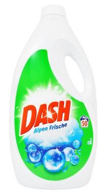 Dash Vloeibaar Wasmiddel Alpen Frische 50 Wasbeurten