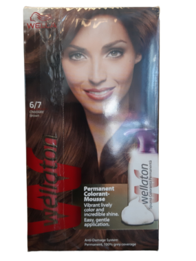 Wella Wellaton Color Mousse 6/7 Chocolade Bruin