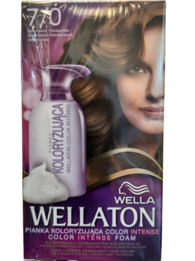 Wella Wellaton Color Mousse 7/0 Medium Blond