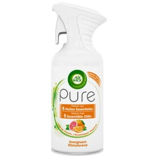 AirWick Aerosol Pure Luchtverfrisser Stimulerend Sinaasappel & Grapefruit 250 ml