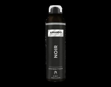 Amando Noir Shower Foam 200 ml