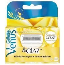 Gillette Venus & Olaz scheermesjes (3st.)