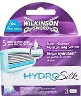 Wilkinson Sword Hydro Silk Scheermesjes (3st.)