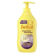 Zwitsal Bad & Wasgel Slaap Zacht Lavendel Pomp 400 ml