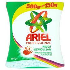 Ariel vlekverwijderaar Poeder 500 gram