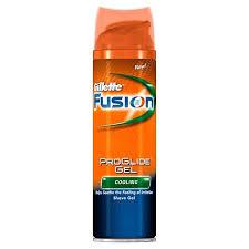 Gillette Fusion Proglide Scheergel Verfrissend 200 ml