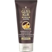 Gliss Kur Hair Repair 1-Minute Marrakesh Oil & Coconut 200 ml