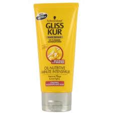 Gliss Kur Hair Repair 1-Minute Oil Nutrive 200 ml